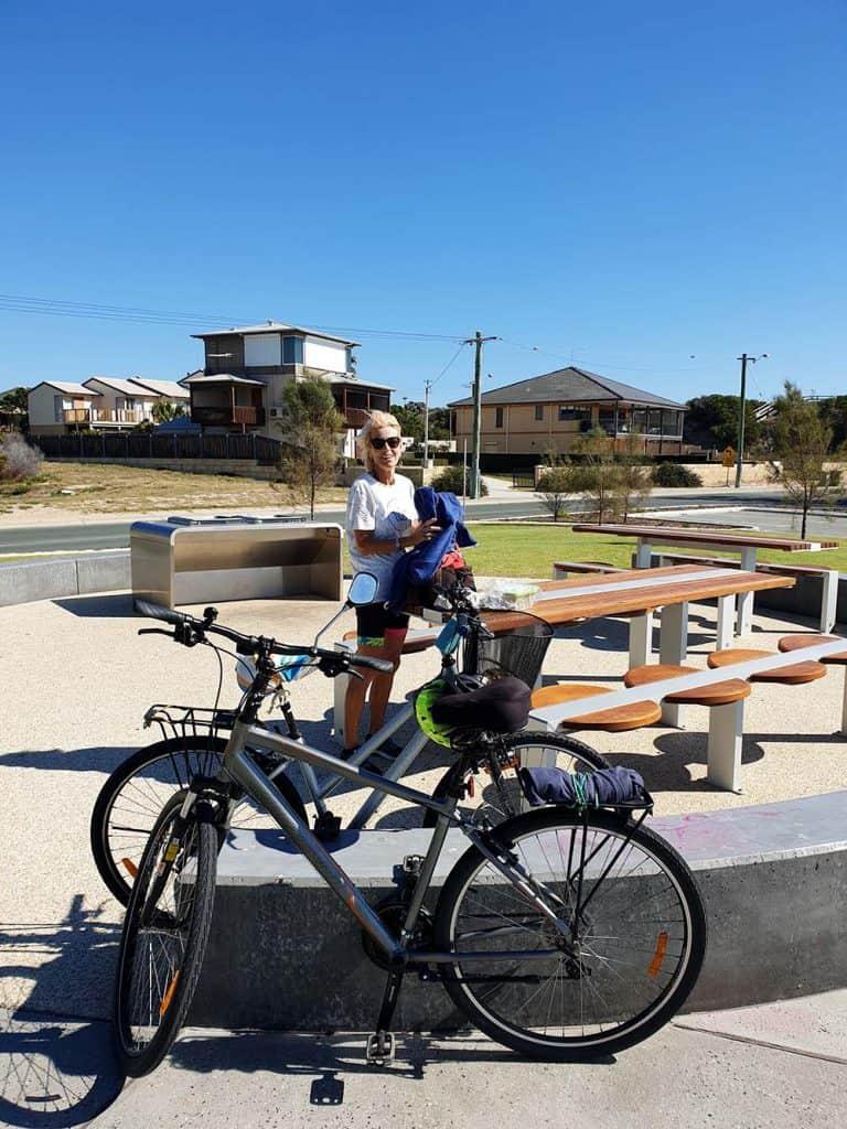More cycling fun