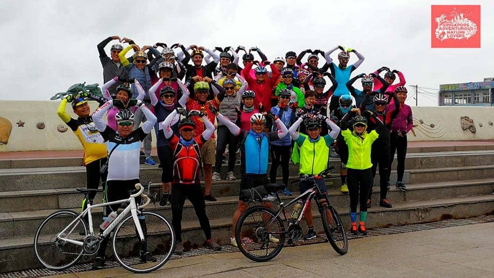Cycling fun