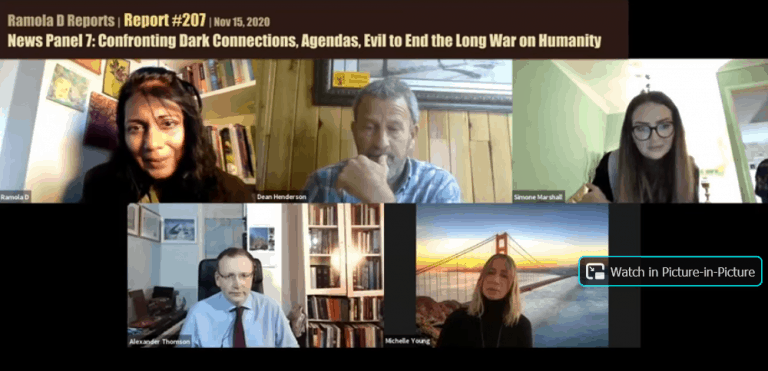Confronting Dark Connections, Agendas, Evil to End the Long War on Humanity