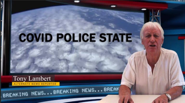 The Covid Police State