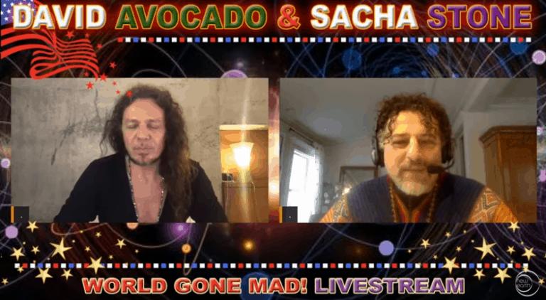 David Wolfe & Sacha Stone: World Gone Mad! – part2
