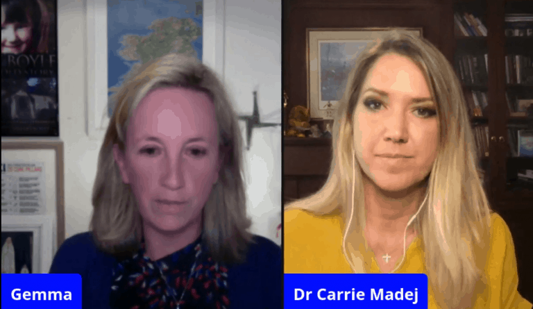 Dr Carrie Madej On Vaccines, Transhumanism And How To Combat The Greatest Existential Threat To Humanity In History
