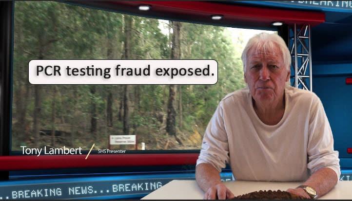 PCR Testing Fraud Exposed.