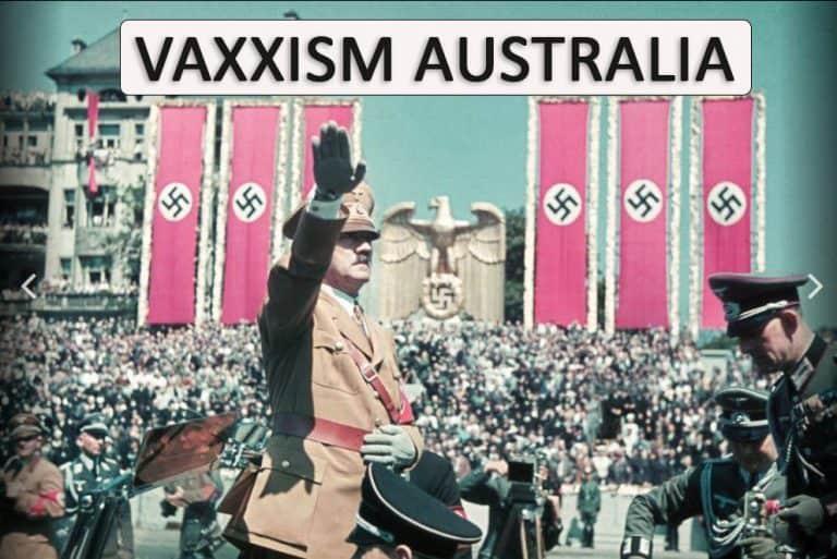 Vaxxism Australia