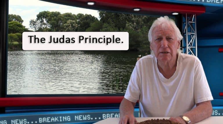 The Judas Principle.